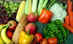 Alimenti per la dieta dell'abbronzatura