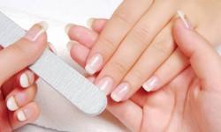 unghie perfette manicure