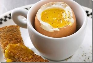 dieta uova al mattino