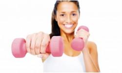 allenamento pesi palestra