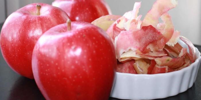 buccia mela