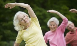 L'attività fisica per gli anziani