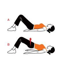 esercizio pelvico